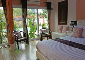 Deluxe Suites in Khun Han
