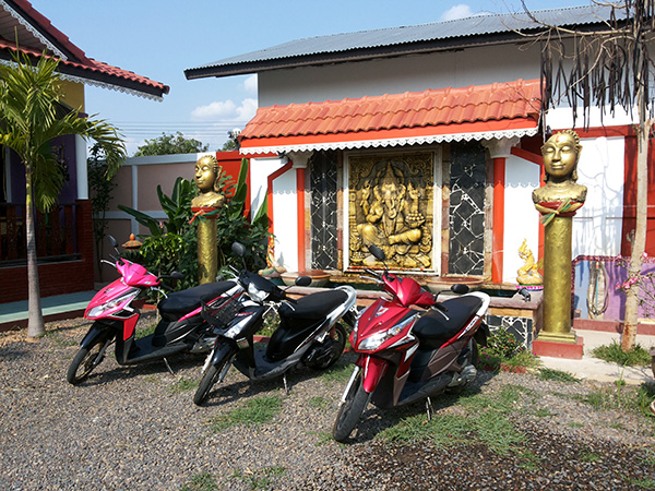 Motorbike for Rent